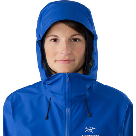 Arc'teryx Alpha FL Jacket Women Somerset Blue